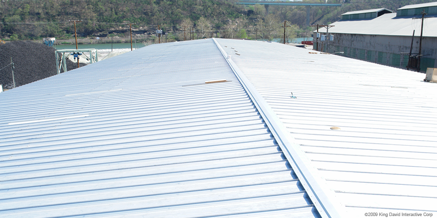 Standing Seam Roof Zeus Shield 174 Rutherford
