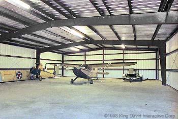 construction hangar aviation. Black Bedroom Furniture Sets. Home Design Ideas