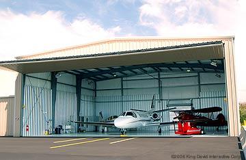 Airplane Hangars